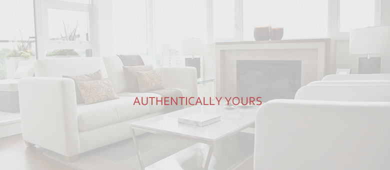 Authentically Yours